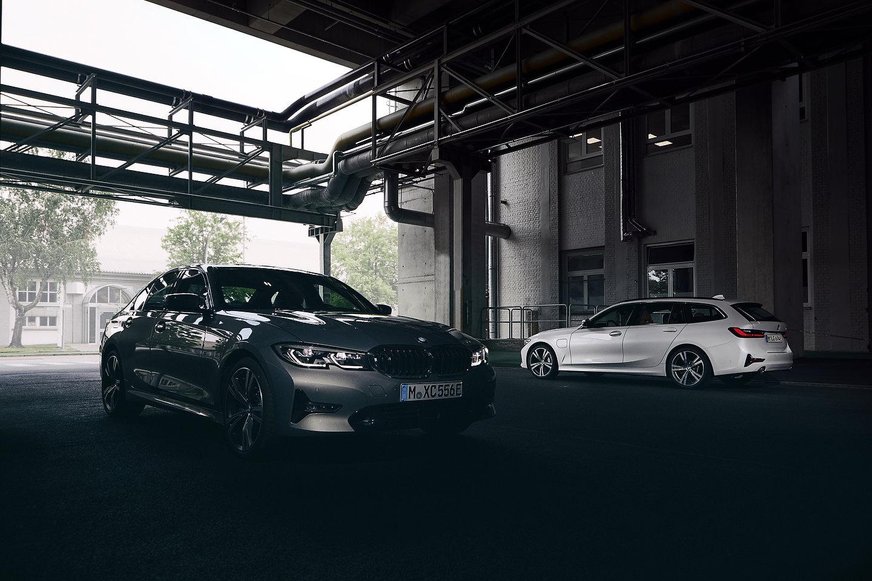 BMW 330e Sedan