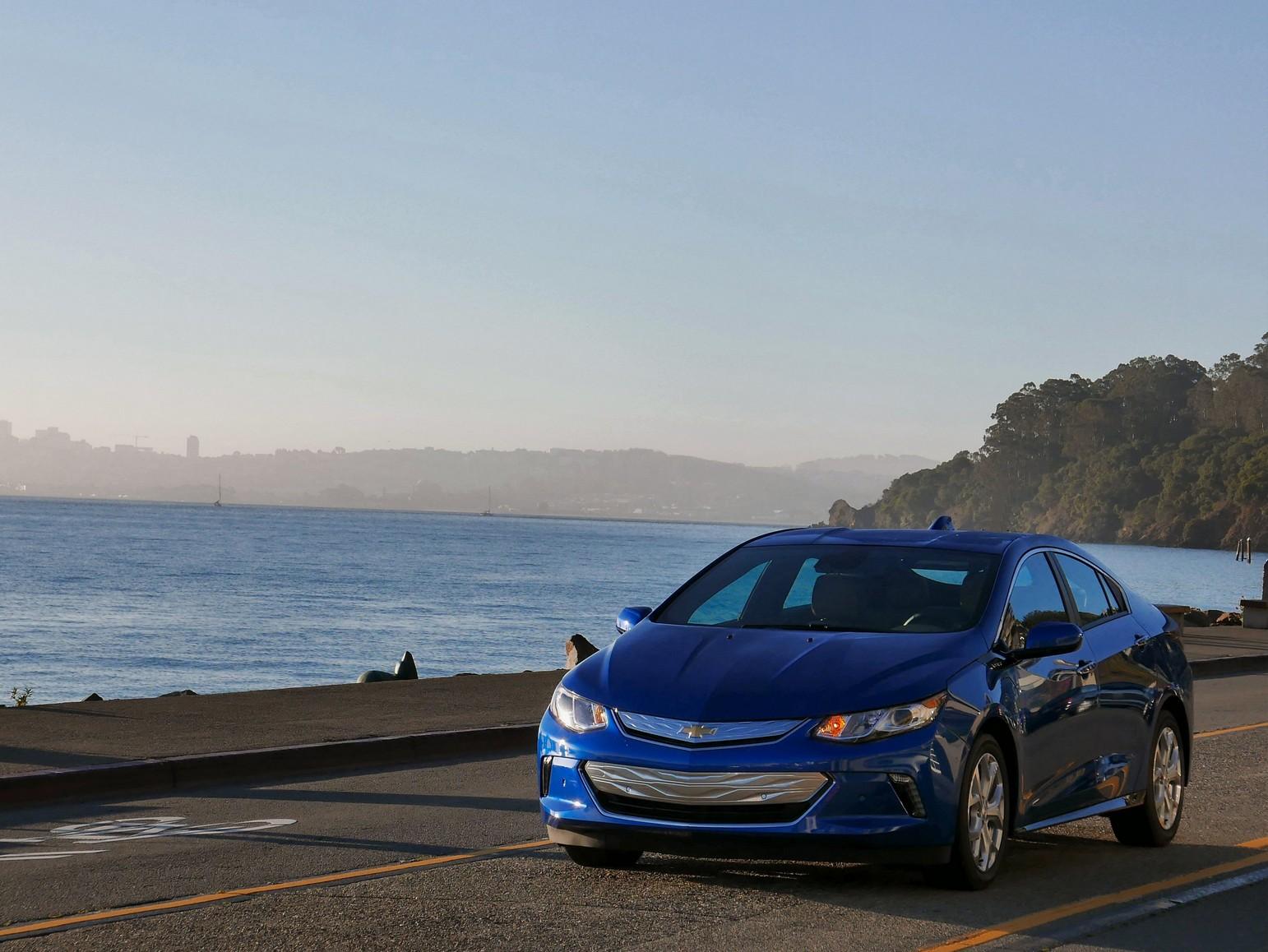 Chevrolet Volt 2016 meilleur moteur