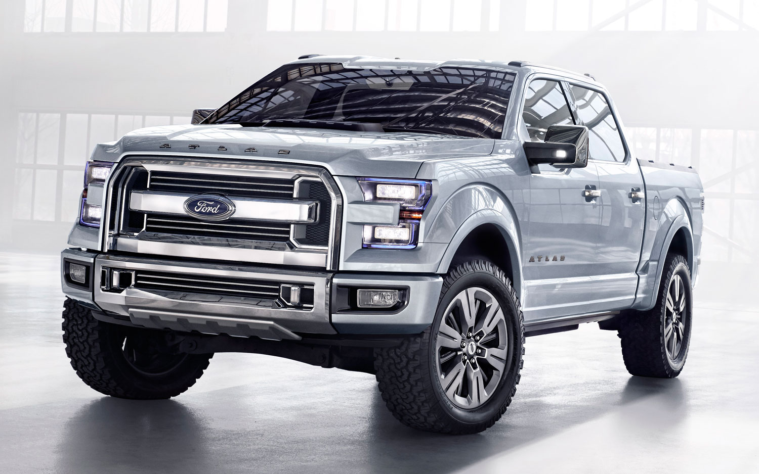 2015 Ford F 150 Atlas