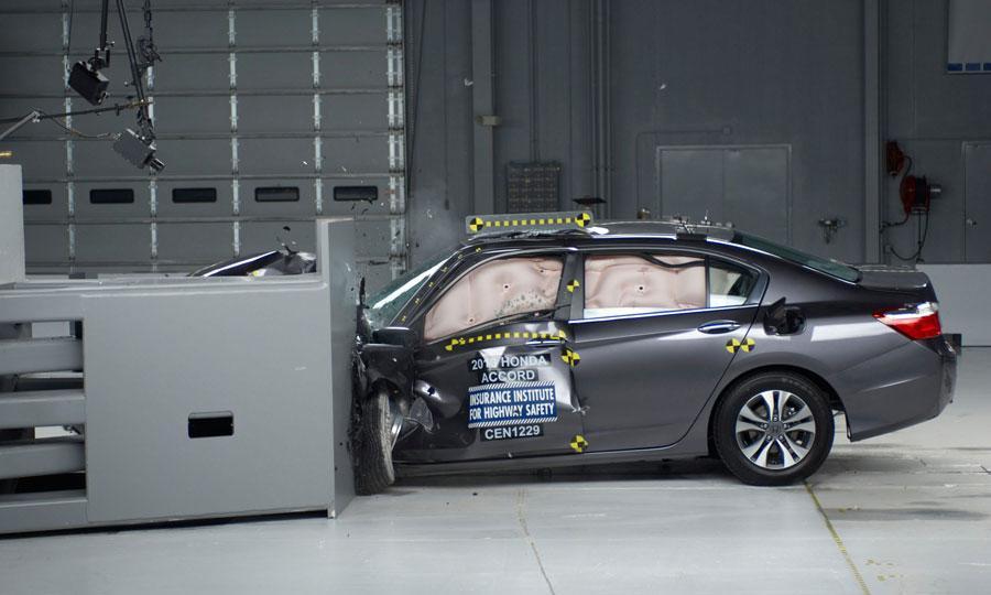 Honda Accord IIHS