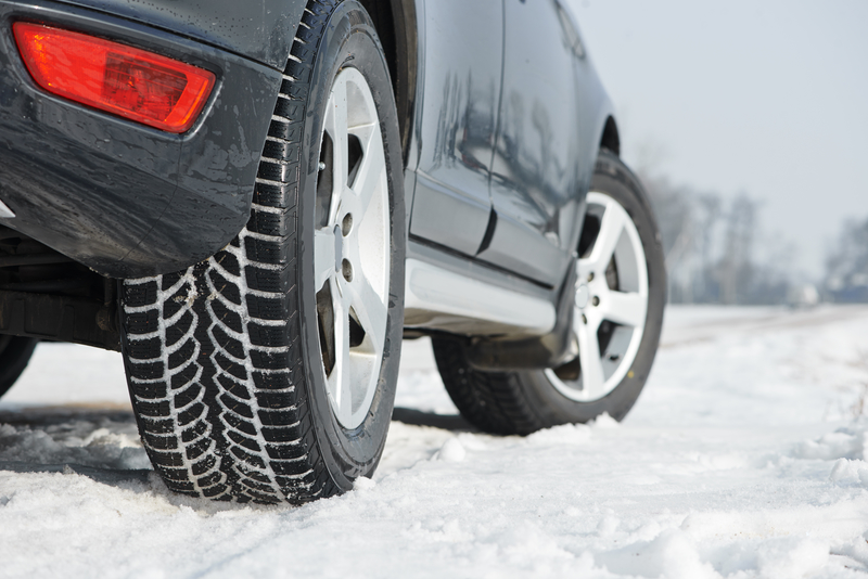Conseils pratique pneus d'hiver
