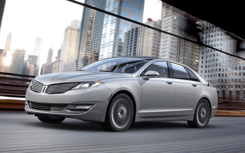Lincoln MKZ Hybride 2013 rappel