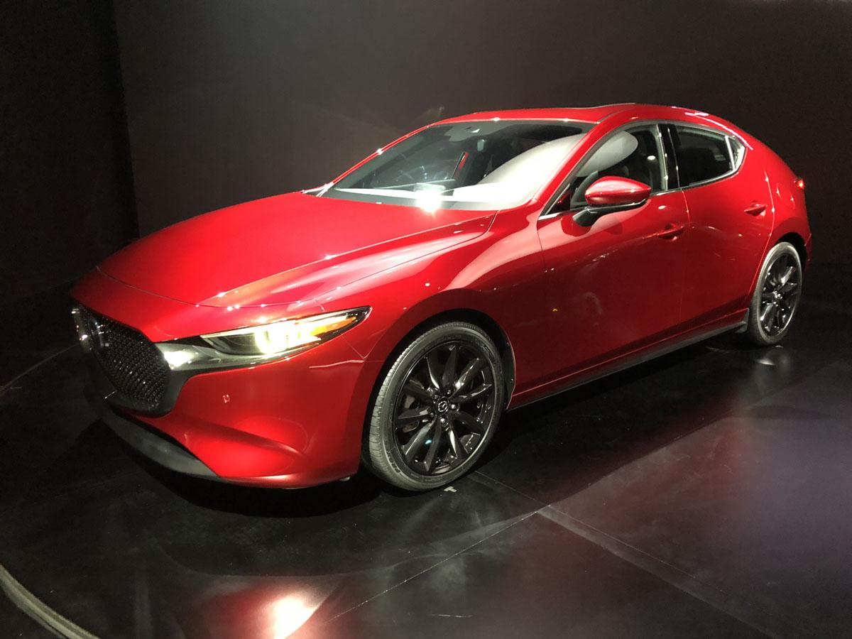 Mazda3 2020 Los Angeles