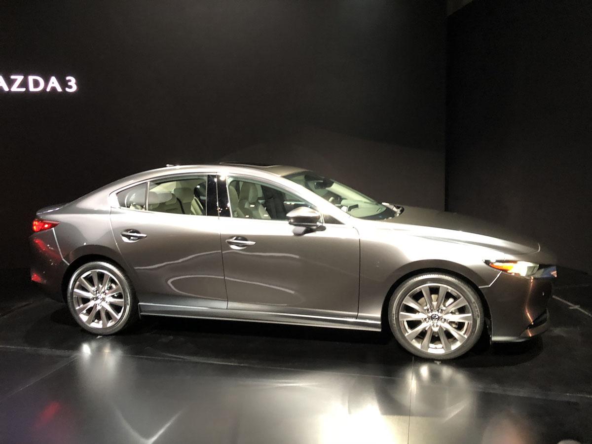 Mazda3 2020 Berline