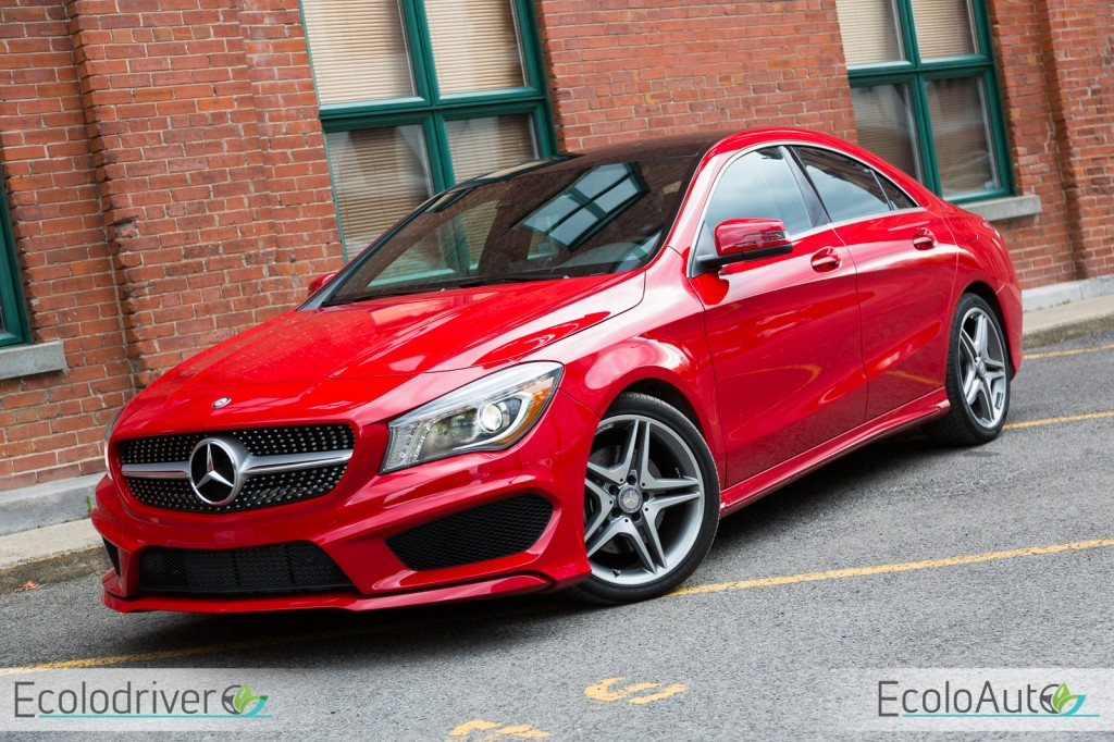 Cla 250 for 2015 autos post for Red mercedes benz cla