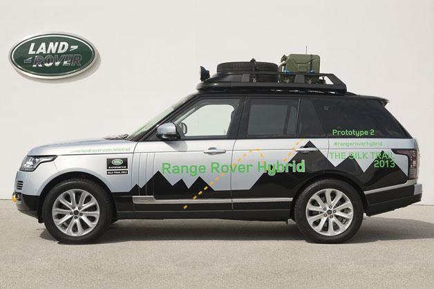le pdg de land rover confirme la venue du range rover hybride ecolo auto. Black Bedroom Furniture Sets. Home Design Ideas