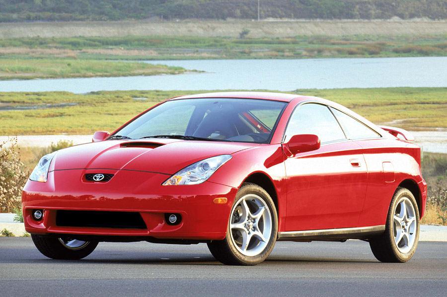 Toyota Celica GT 2002