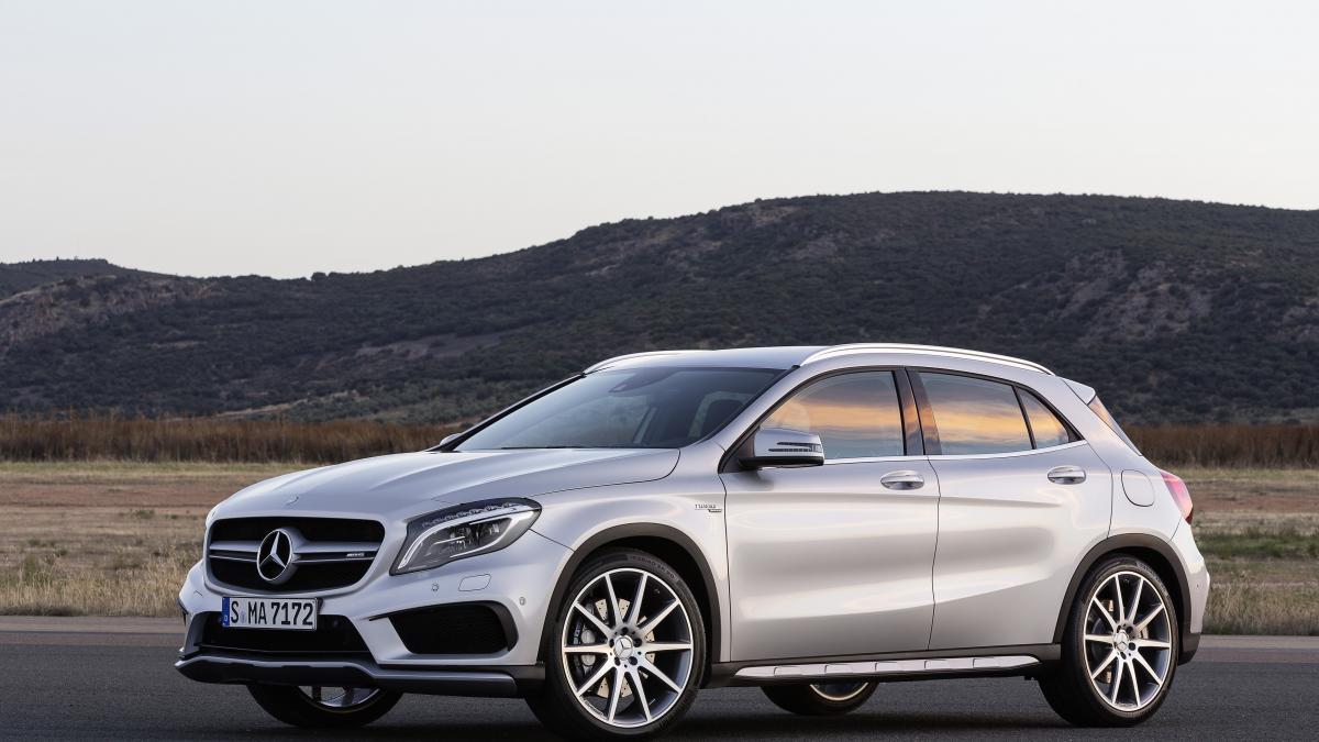 Mercedes GLA 45