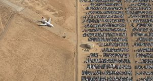 Volkswagen cimetière Victorville Californie Photo: Jassen Todorov / 2018 National Geographic Photo Contest