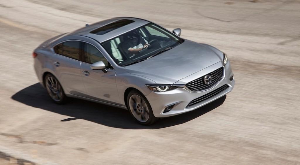 Mazda consumer reports