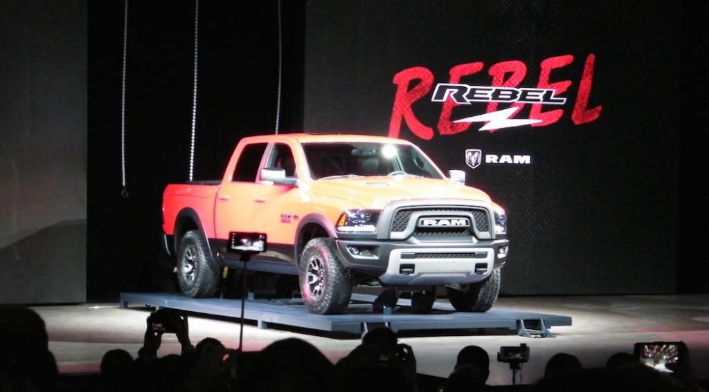 RAM 1 500 Rebel 2016