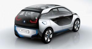 BMW i3 voiture verte de l'Année
