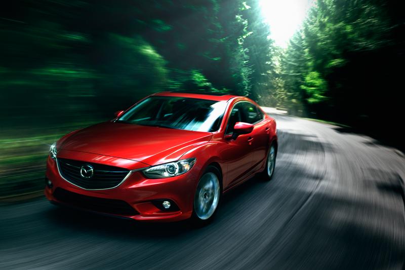 Mazda6 2014 prix