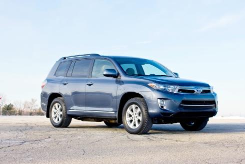 Toyota Highlander Hybrid 2012
