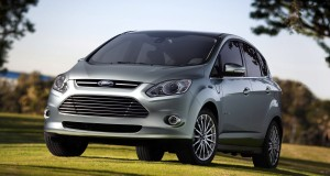 Ford C-Max Escape Rappel