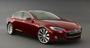 Tesla Model S Voiture Ecologique