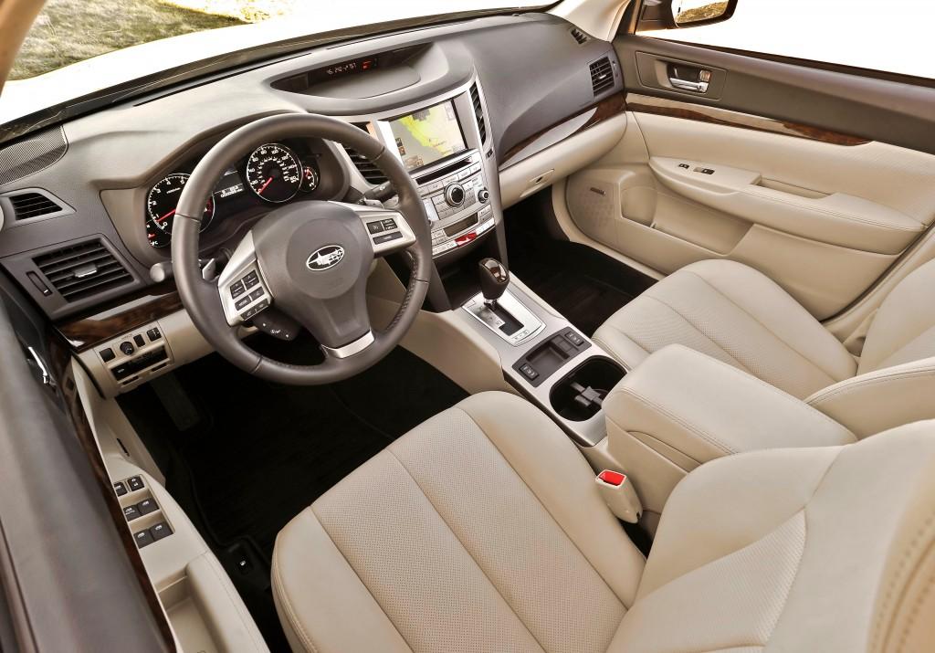 Essai Routier Subaru Legacy 2013