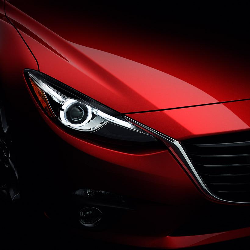 Les Premières Images Officielles De La Mazda 3 2014