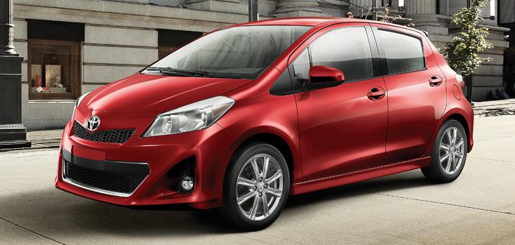 2013_Toyota_Yaris_Hatchback
