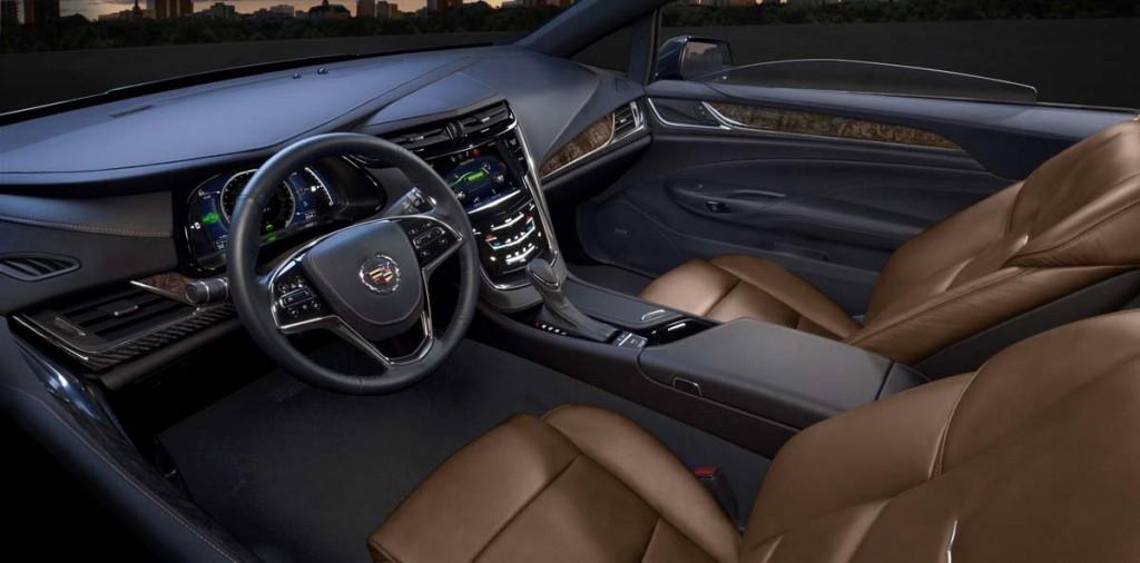 2014 Cadillac ELR essai
