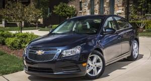 Chevrolet Cruze ventes