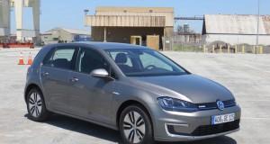 Premier contact Volkswagen Golf 2015