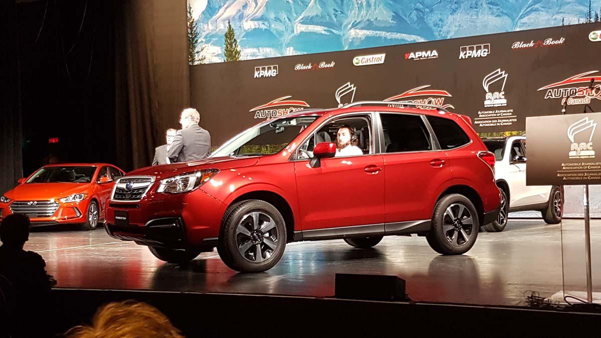 Subaru Forester AJAC