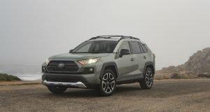 Premier Essai routier Toyota RAV4 2019