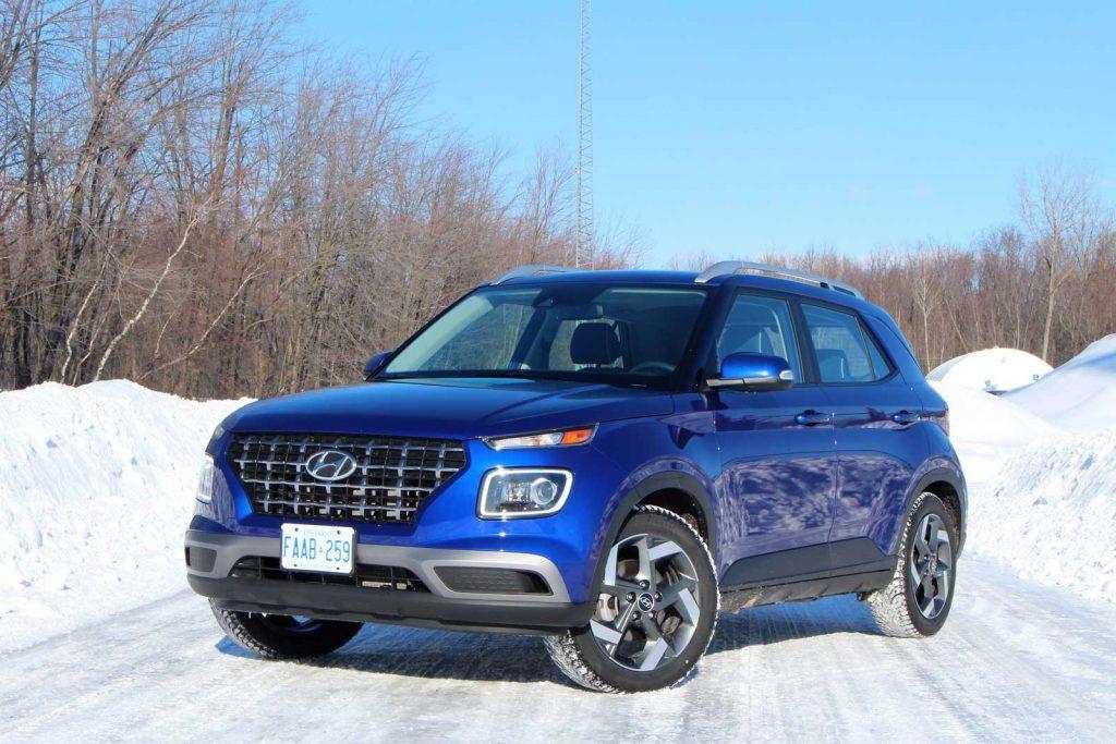 Hyundai Venue Ultimate 2020