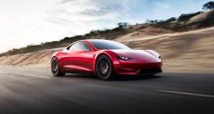 Tesla Roaster 2020