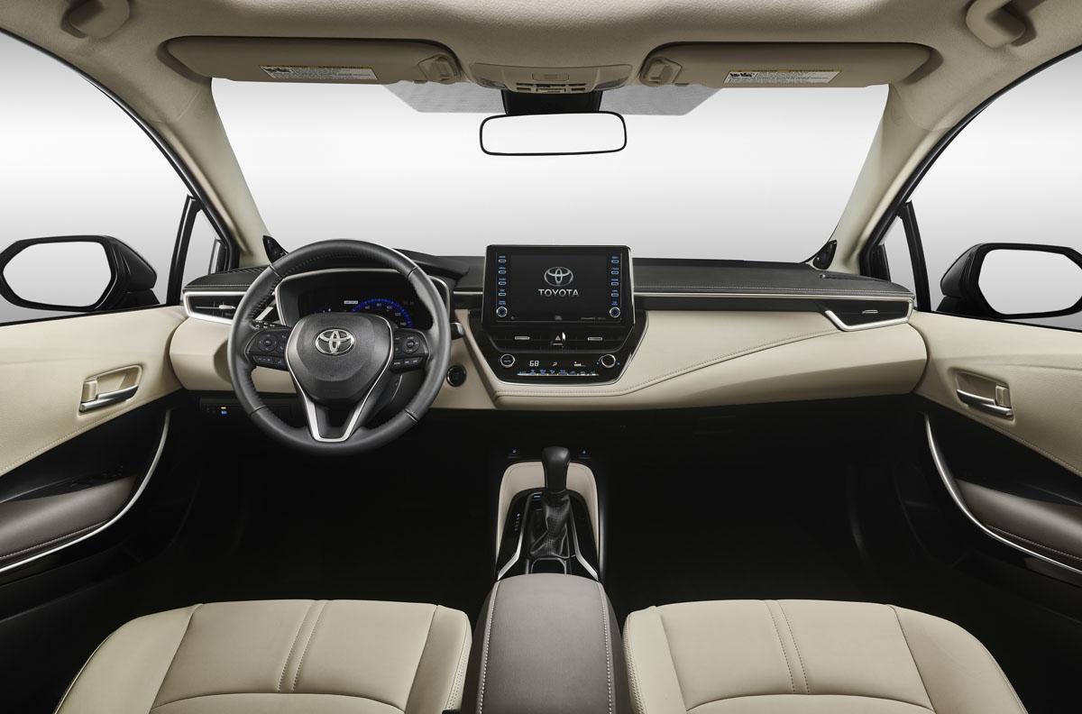 La Toyota Corolla 2020 promet d'être amusante à conduire