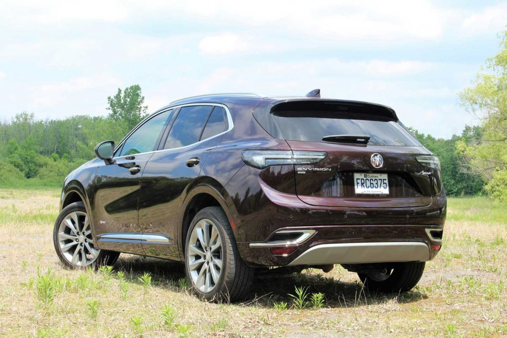 Buick Envision 2021