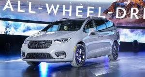 2021 Chrysler Pacifica AWD 2020 Chicago Auto Show