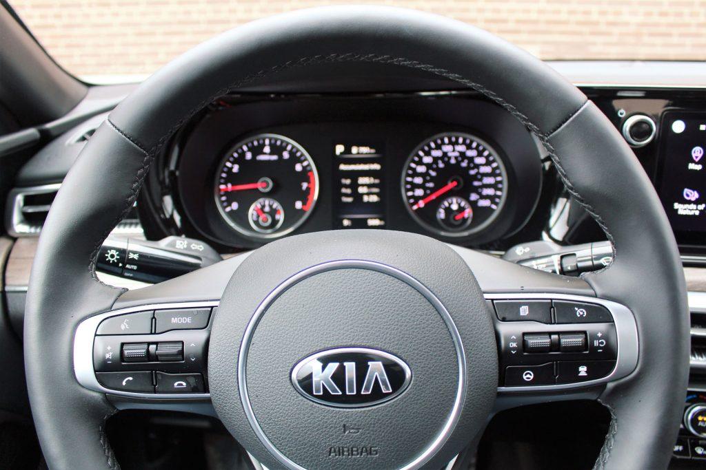 Kia K5 2021