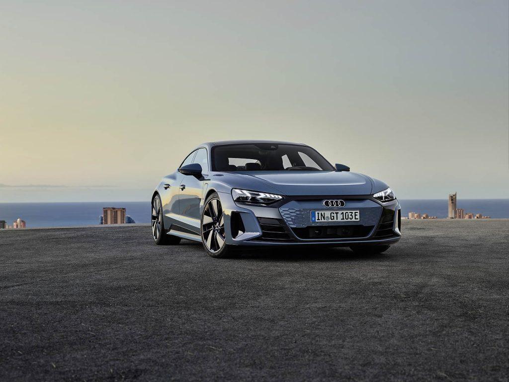 Audi RS e-tron GT 2022 | Photo: Audi