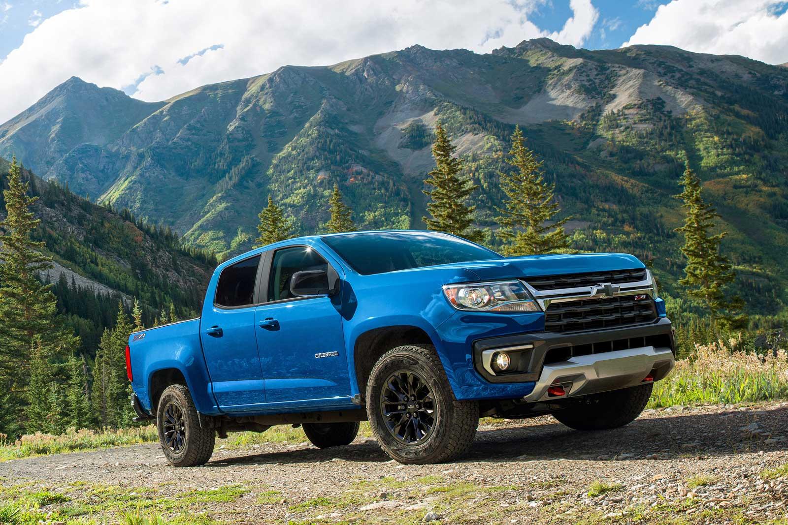 Chevrolet Colorado 2022