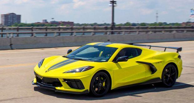 Chevrolet Corvette 2022