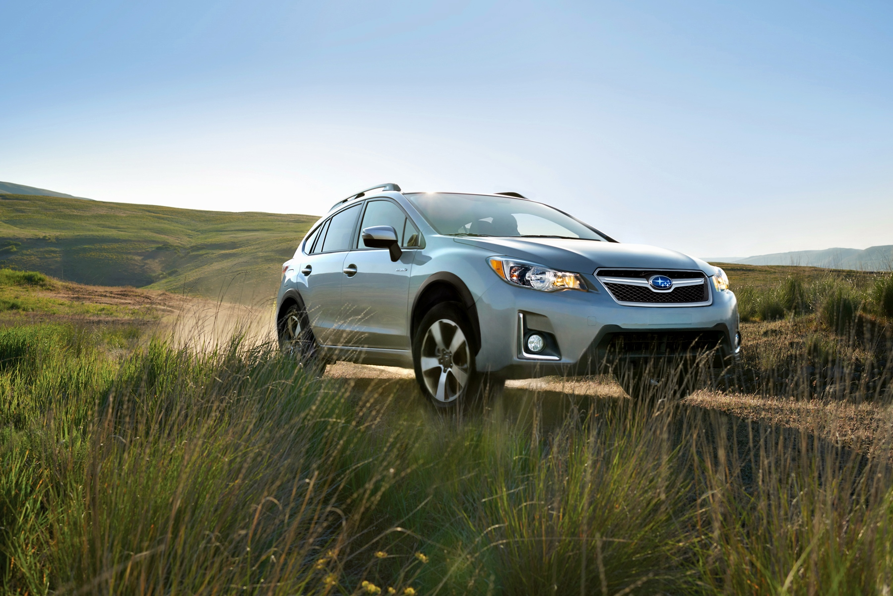 Subaru crosstrek xv hybride