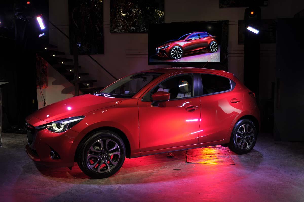 Mazda2 2016 Montréal