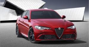 Alfa Romeo Giulia avant