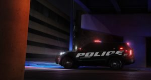 All-New Ford Police Interceptor Utility