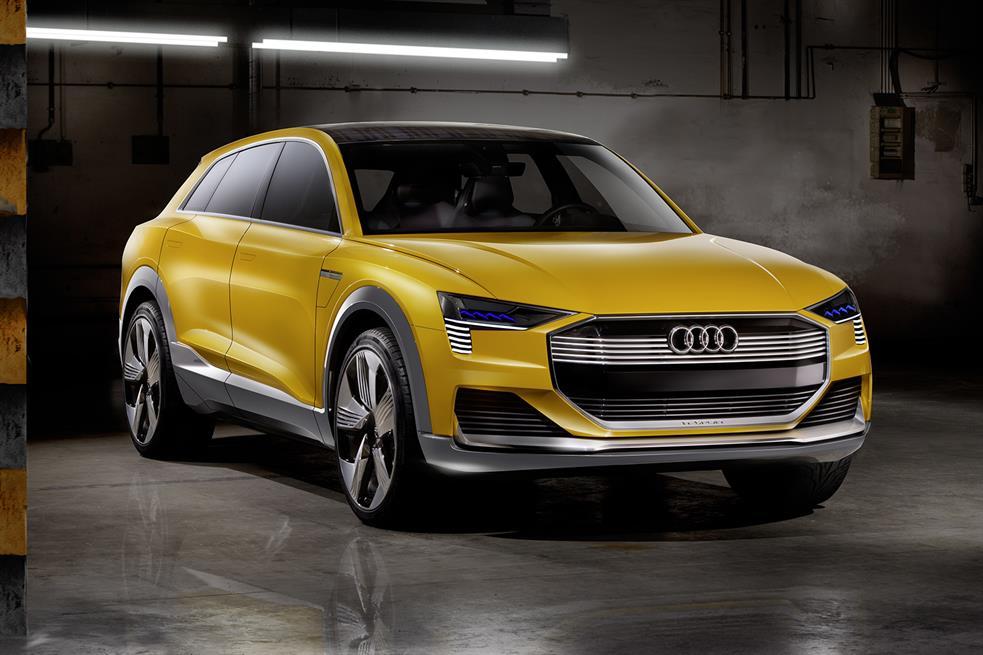 Audi H-Tron Détroit Concept