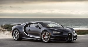 Bugatti Chiron EV Electric