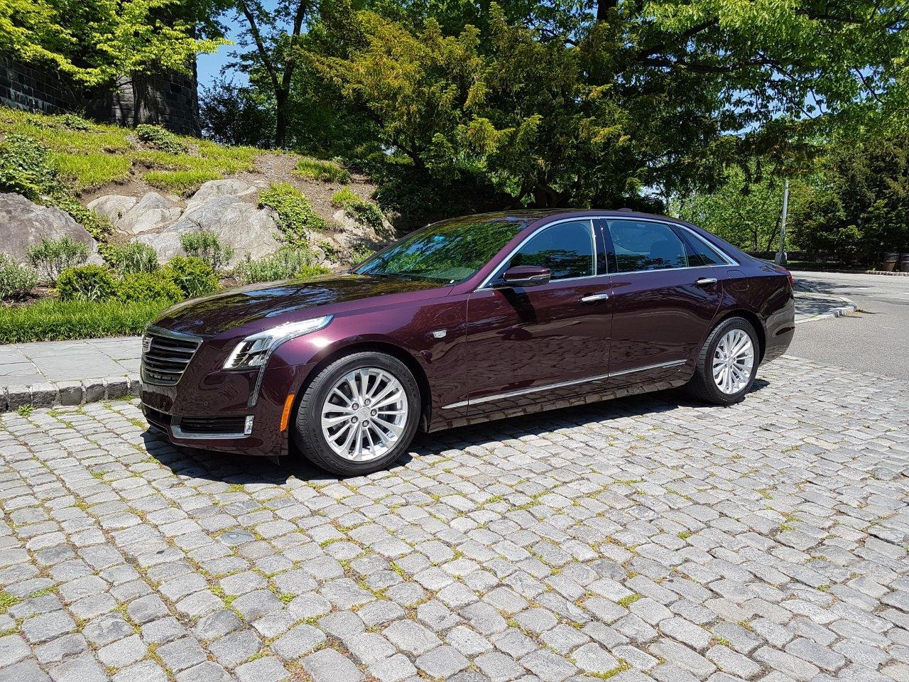 Cadillac CT6 Hybrid 2017