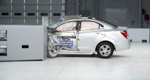 Chevrolet Sonic IIHS