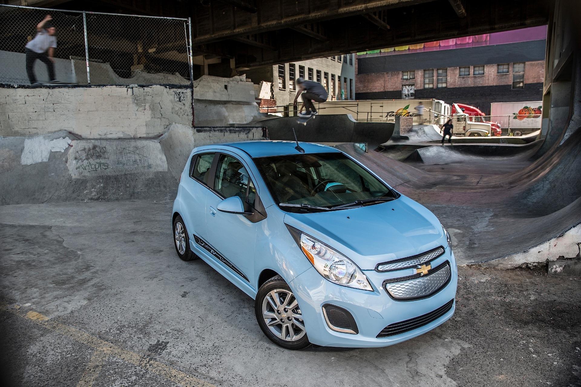 Chevrolet Spark électrique 2016