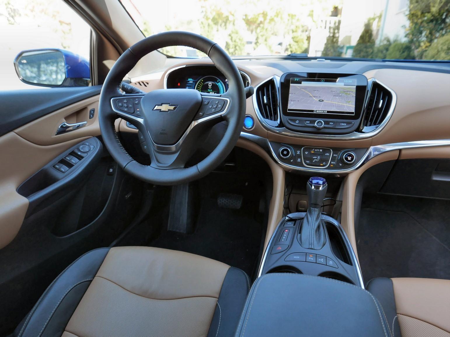 Chevrolet Volt 2016 27