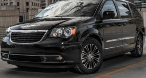 Chrysler Town and Country hybride