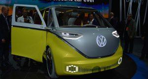 Volkswagen I.D. Buzz Concept Detroit