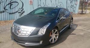 Essai routier Cadillac ELR 2014